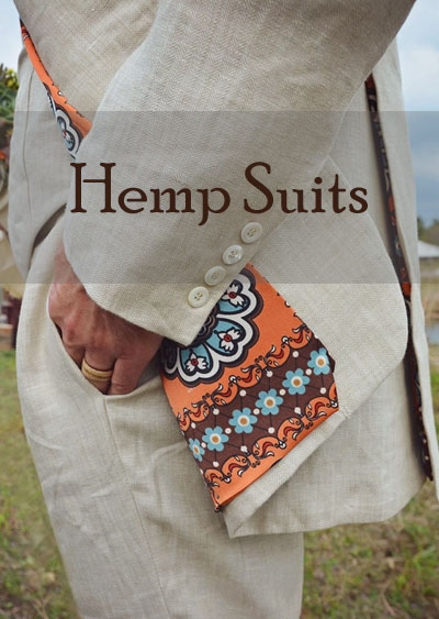 Hemp Suits by Tara Lynn