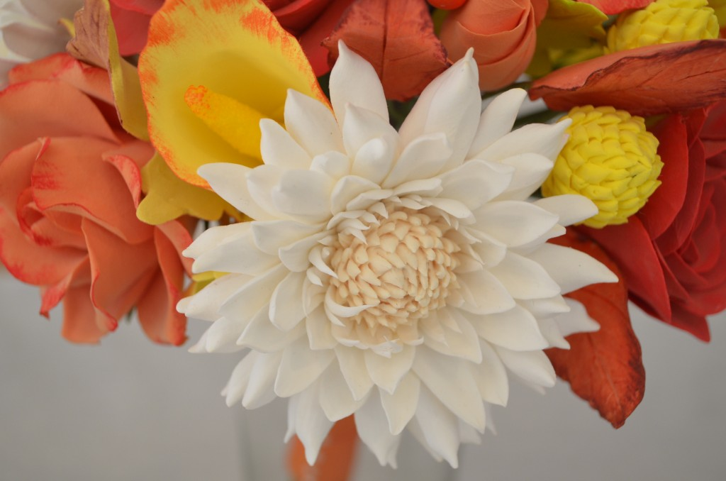 Clay Flower Clay Me Art