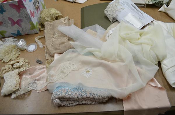 Vermont made Custom wedding dresses