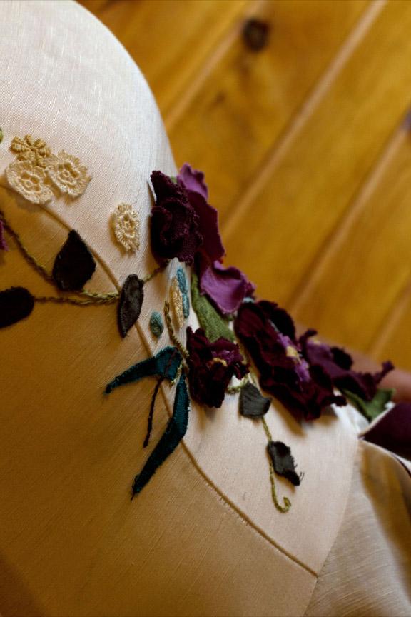 ethical and environmentally friendly wedding dresses by Tara Lynn.