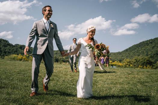 eco-friendly hemp wedding dress
