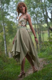 Farfalla   A Fairy Wedding Dress