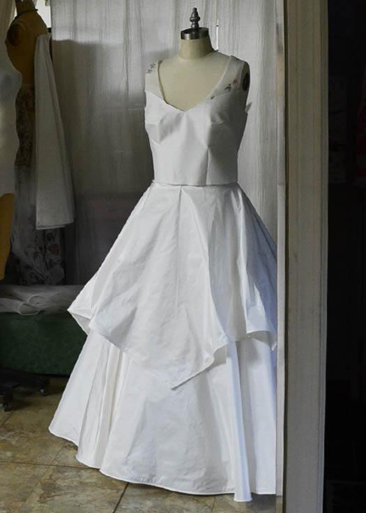 Custom Wedding Dress by Tara Lynn Bridal