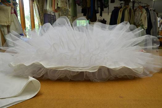 Custom Petticoat by Tara Lynn