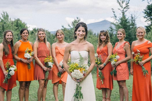 Rustic wedding dress by Tara Lynn Bridal