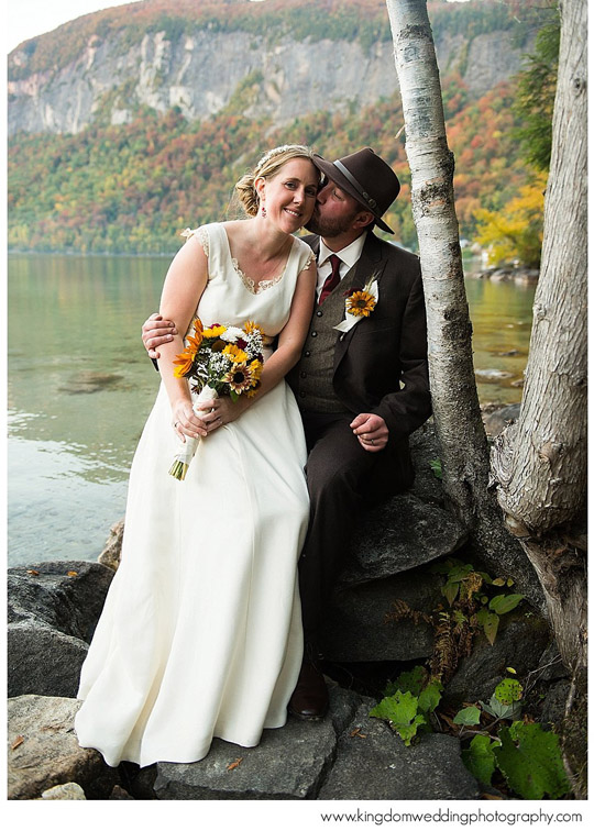 Vintage Lace Wedding Dress made in Vermont Custom Wedding dress custom hemp clothing by Tara Lynn