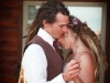 Kendra and Jake's Earth Friendly Wedding   Hippie Wedding Dresses   Hemp Suit   Colorful Natural Dress   Made in Vermont   Arkansas   Under $5000