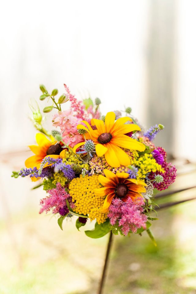 wildflower bouquets for weddings 5 organic wildflower bouquet ideas from tara bridal 1411