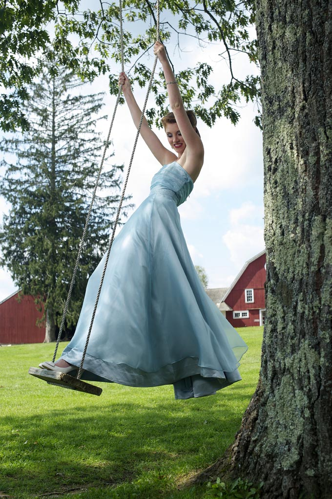 Blue wedding dresses non traditional and eco friendly for Eco friendly wedding dresses