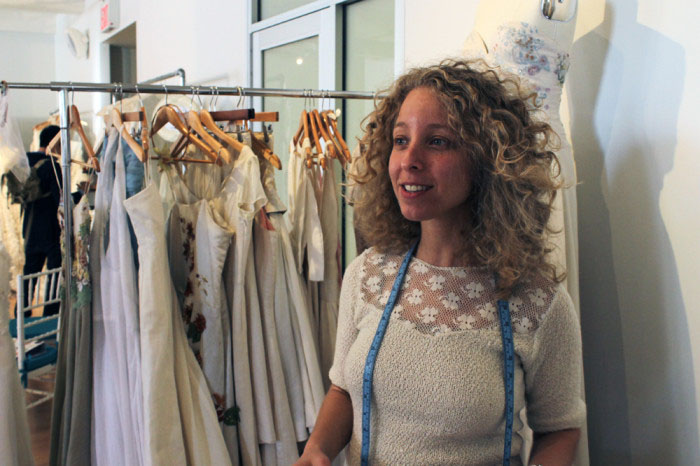 Eco Friendly Wedding Dress Designer Profile: Tara Lynn Bridal