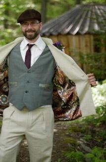 Bespoke Suit Hemp