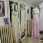 Eco-friendly custom wedding dresses made in Vermont