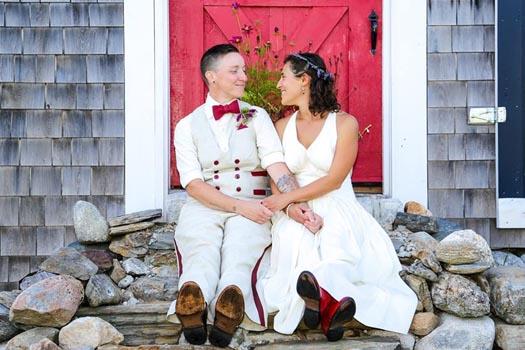 Goddess Wedding Dress by Tara Lynn