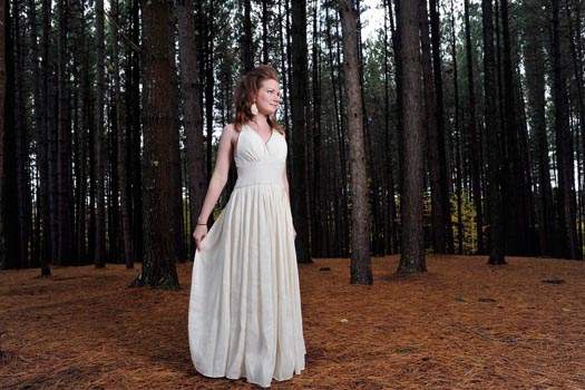 Goddess Wedding Dress Tara Lynn