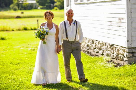 hemp Wedding Dress by Tara Lynn