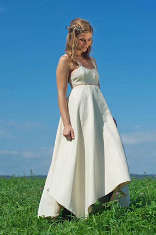 Hippie Wedding Dress - Tara Lynn Bridal